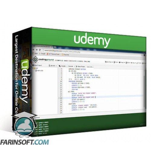 آموزش Udemy Cobol learning made easy