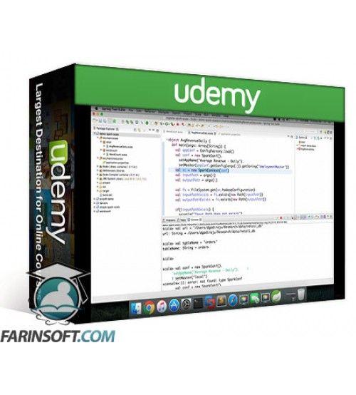 آموزش Udemy Core Spark with Scala
