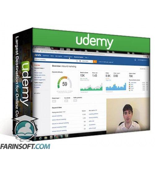 آموزش Udemy Introduction to Ahrefs: A Digital Marketing, SEO & PPC Tool