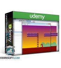آموزش Udemy Learn how to make iPhone/Android 2D Games without coding