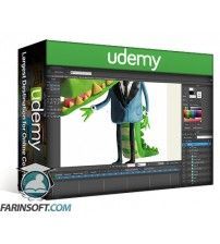 دانلود آموزش Udemy Complete Rigging Course: Moho & Anime Studio