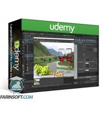 دانلود آموزش Udemy Maya 2017 – Create realistic images using Arnold renderer