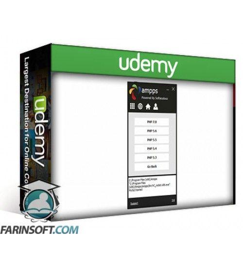 آموزش Udemy Setup AMPPS localhost for web development
