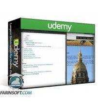 دانلود آموزش Udemy Web Design Build a single Page Website Parallax site