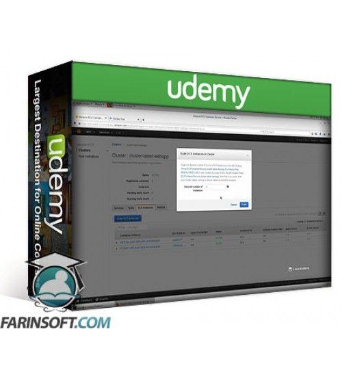 آموزش Udemy LinuxAcademy Using the EC2 Container Service