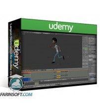 دانلود آموزش Udemy Character Animation with Blender for Beginners