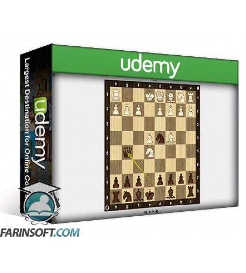 آموزش Udemy Chess Opening Traps You Must Know