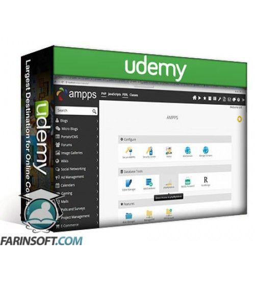 آموزش Udemy Easy Local Server Setup for Web Development