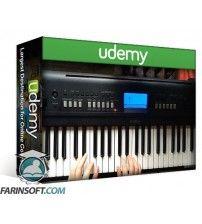 آموزش Udemy Playing Piano : Reading and Playing Classical Tunes Vol.I
