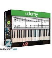 دانلود آموزش Udemy The Complete Piano & Music Theory Beginners Course