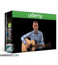 آموزش Udemy Zero to Guitar Fingerpicking in 30 days