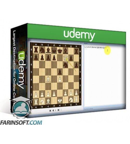 آموزش Udemy Learn How To Play Chess From Scratch