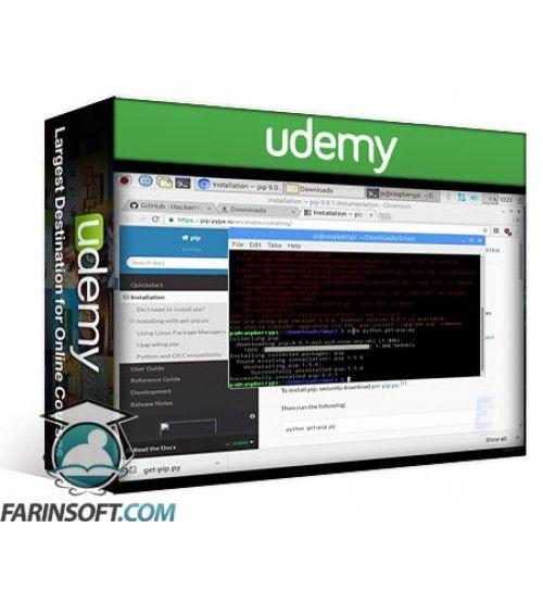 آموزش Udemy Make a Smart Mirror Using Raspberry Pi