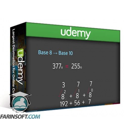 آموزش Udemy Master Number Base Conversion