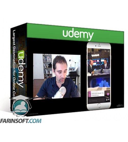 آموزش Udemy Periscope - Dominate your Market using Periscope