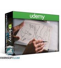 دانلود آموزش Udemy Course Bundle Exploring Art : Silhouette & Linear Line Art