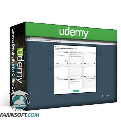 آموزش Udemy LinuxAcademy Amazon Machine Learning
