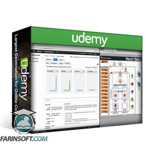 آموزش Udemy LinuxAcademy AWS Essentials