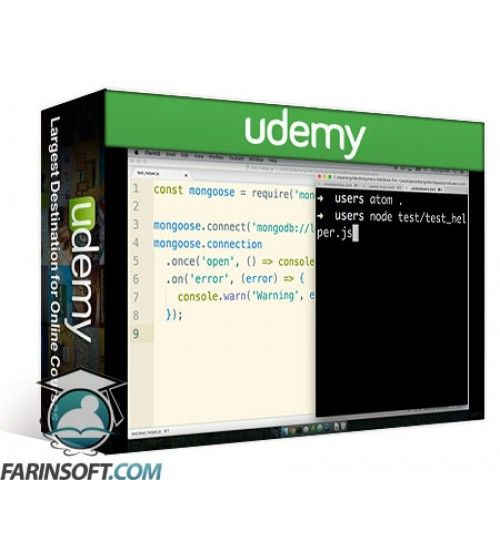 آموزش Udemy The Complete Developers Guide to MongoDB
