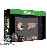 دانلود آموزش Udemy Digitally Painting and Drawing Eyes