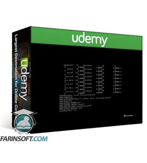 آموزش Udemy LinuxAcademy Bootloading with GRUB