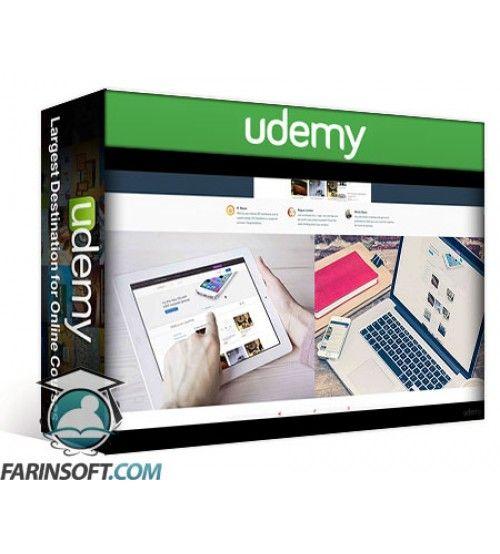آموزش Udemy Build A Classifieds Website