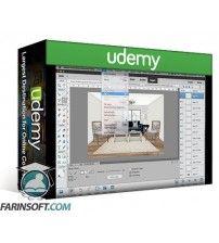 آموزش Udemy Interior Design Plan The Room Of Your Dreams in Photoshop