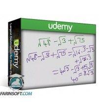 آموزش Udemy Learn Algebra Quickly