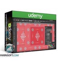 آموزش Udemy Seamless Pattern Background Design in Adobe Illustrator