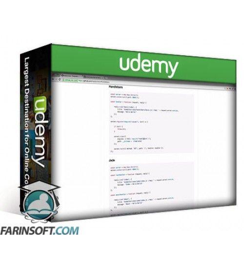 آموزش Udemy The Complete hapiJS Course – Go From Beginner To Advanced!