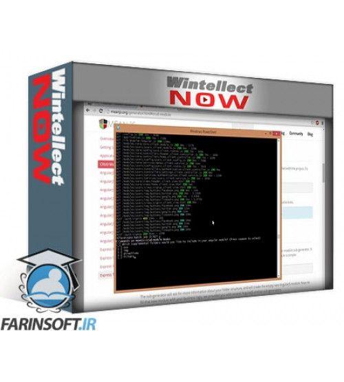 آموزش WintellectNow The MEAN Stack Part 1-2