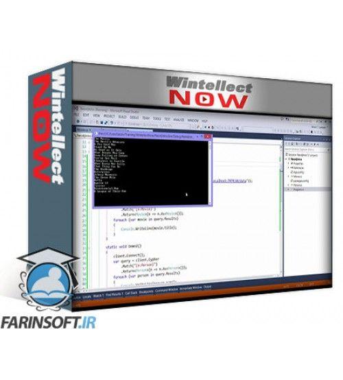 آموزش WintellectNow Getting Started with Graph Databases using Neo4j