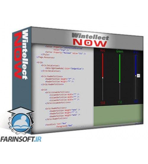 دانلود آموزش WintellectNow Data Visualization and MVVM
