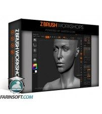 آموزش ZBrush Workshops ZbrushWorkshops – Zbrush For Artist