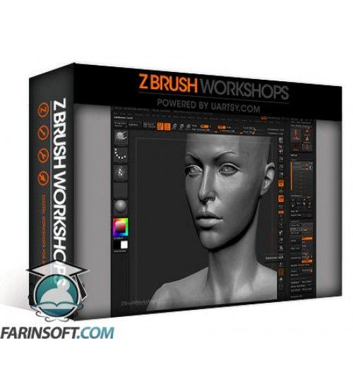 دانلود آموزش ZBrush Workshops ZbrushWorkshops – Zbrush For Artist