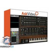 آموزش AskVideo Arturia V 102 Moog Modular V Essentials