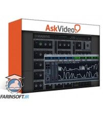 دانلود آموزش AskVideo Dance Music Sound Design 101 Designing Bass