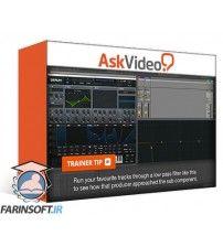 آموزش AskVideo Dance Music Sound Design 301 Bass Advanced
