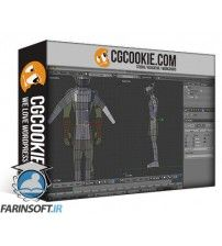 آموزش CG Cookie Blender 101 – Blender 305 Character Sculpting