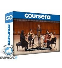 آموزش Coursera The World of the String Quartet