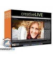 دانلود آموزش CreativeLive 10 Things Lightroom Users Need in Photoshop