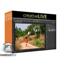 آموزش CreativeLive Cloning, Patching, and Content Aware