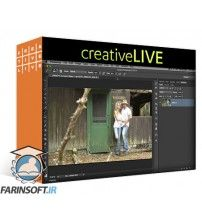 آموزش CreativeLive Creating & Editing Video in Photoshop