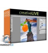 آموزش CreativeLive Layer Masking Basics