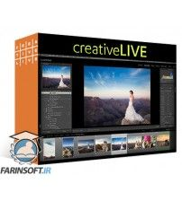 آموزش CreativeLive Lightroom Local Adjustments