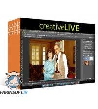 دانلود آموزش CreativeLive Photoshop Restoration Rescue