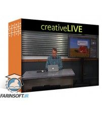 آموزش CreativeLive Targeted Adjustments in Adobe Photoshop
