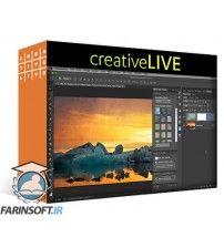 آموزش CreativeLive Texturizing Images