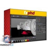 آموزش FXphd Cinema 4D Particles Masterclass