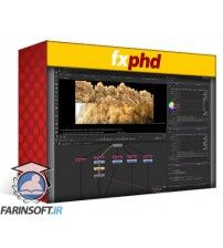 آموزش FXphd Advanced VFX: The Desert Sandstorm